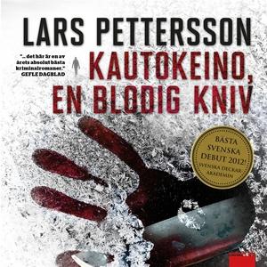Kautokeino, en blodig kniv (ljudbok) av Lars Pe
