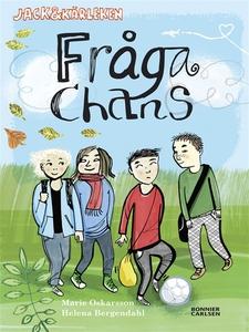 Fråga chans (e-bok) av Marie Oskarsson
