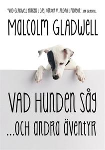 Vad hunden såg och andra äventyr (e-bok) av Mal