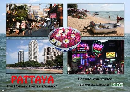 Pattaya the Holiday town - Thailand - e photo b