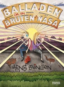 Balladen om en bruten näsa (e-bok) av Arne Svin