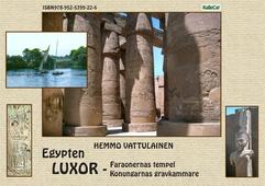 Egypten Luxor - Faraonernas tempel, Konungarnas gravkammare / e fotobok