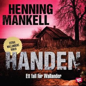 Handen (ljudbok) av Henning Mankell