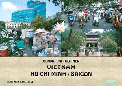 Vietnam - Ho Chi Minh - Saigon / e fotobok  (e-