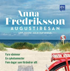 Augustiresan (ljudbok) av Anna Fredriksson
