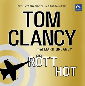Rött hot (ljudbok) av Tom Clancy