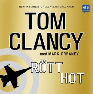 Rött hot (ljudbok) av Tom Clancy