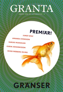 Granta #1: Gränser (e-bok) av Johanna Haegerstr
