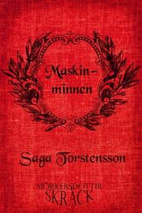 Maskinminnen (e-bok) av Saga Torstensson