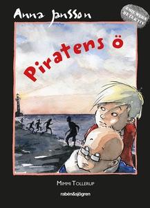 Piratens ö (e-bok) av Anna Jansson