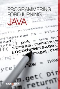 Programmering Java Fördjupning (e-bok) av Jonas