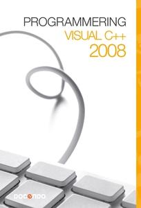 Programmering Visual C++ Grunder (e-bok) av Jon