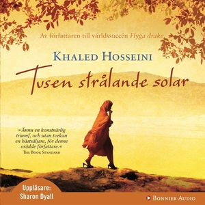 Tusen strålande solar (ljudbok) av Khaled Hosse