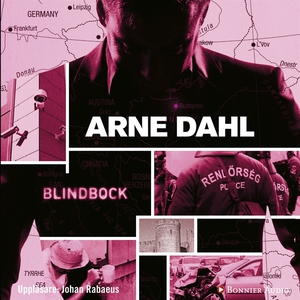 Blindbock (ljudbok) av Arne Dahl