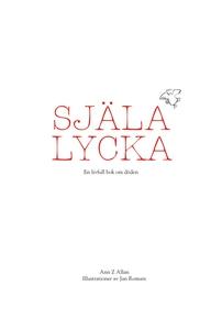 Själalycka (e-bok) av Ann Allan