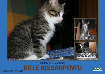 Kille Kissanpentu / e-valokuvakirja (e-bok) av
