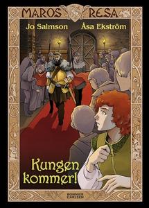 Kungen kommer! (e-bok) av Jo Salmson