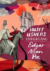 Huset Ushers undergång (e-bok) av Edgar Allan P