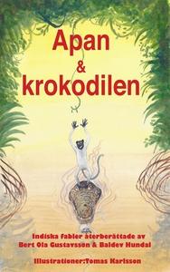 Apan & krokodilen (e-bok) av Bert Ola Gustavsso