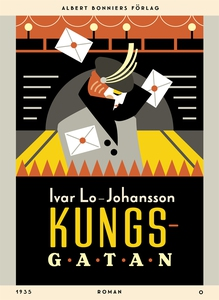 Kungsgatan : roman (e-bok) av Ivar Lo-Johansson