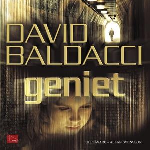 Geniet (ljudbok) av David Baldacci