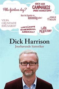 Jourhavande historiker (e-bok) av Dick Harrison