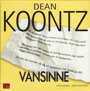Vansinne (ljudbok) av Dean Koontz