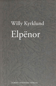 Elpënor (e-bok) av Willy Kyrklund