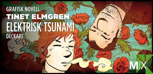 Elektrisk tsunami : grafisk novell (e-bok) av T