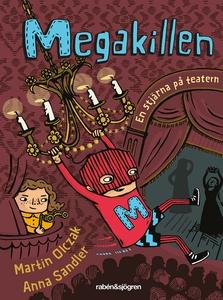 Megakillen - En stjärna på teatern (e-bok) av M
