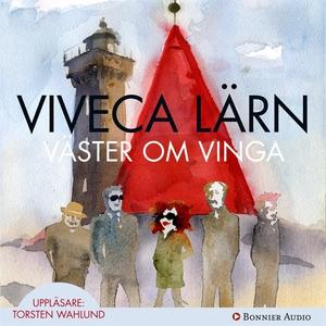 Väster om Vinga (ljudbok) av Viveca Lärn