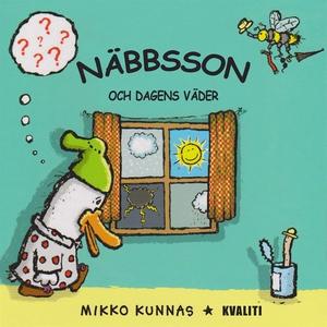 Näbbsson och dagens väder (e-bok) av Mikko Kunn