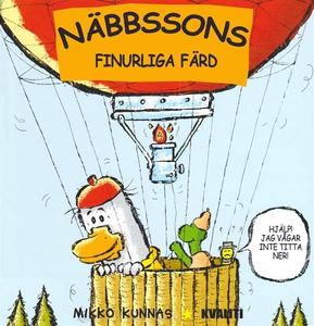 Näbbssons finurliga färd (e-bok) av Mikko Kunna