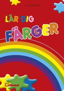 Lär dig Färger (e-bok) av J.V. Olsson