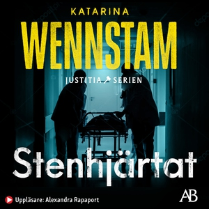 Stenhjärtat (ljudbok) av Katarina Wennstam