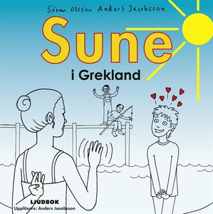Sune i Grekland (ljudbok) av Sören Olsson, Ande