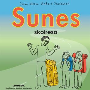 Sunes skolresa (ljudbok) av Sören Olsson, Ander