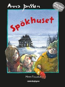 Spökhuset (e-bok) av Anna Jansson