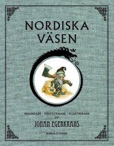 Nordiska väsen (e-bok) av Johan Egerkrans