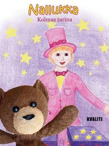 Nallukka - Kolmas tarina (e-bok) av Anne Kotoko
