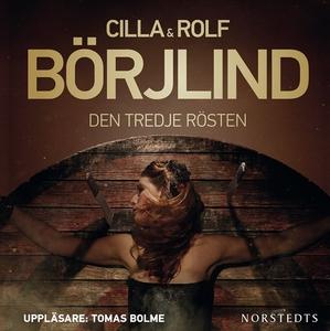 Den tredje rösten (ljudbok) av Cilla och Rolf B