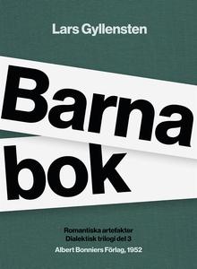 Barnabok : Romantiska artefakter (e-bok) av Lar