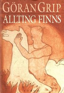 Allting finns (e-bok) av Göran Grip