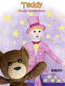 Teddy - Tredje berättelsen (e-bok) av Anne Koto