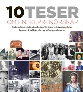 10 teser om entreprenörskap (e-bok) av Svenskt
