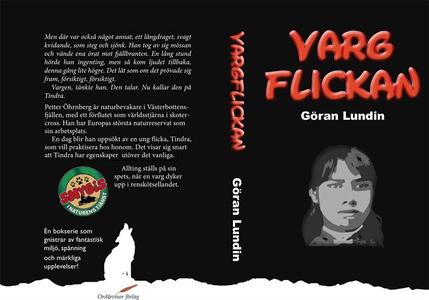 Vargflickan (e-bok) av Göran Lundin