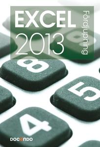 Excel 2013 Fördjupning (e-bok) av Eva Ansell