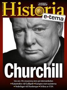 Churchill (e-bok) av Världens Historia