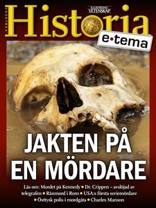 Jakten på en mördare (e-bok) av Världens Histor