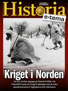 Kriget i Norden (e-bok) av Världens Historia